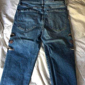 Abercrombie & Fitch Jeans - Abercrombie Simone High Rise Jeans